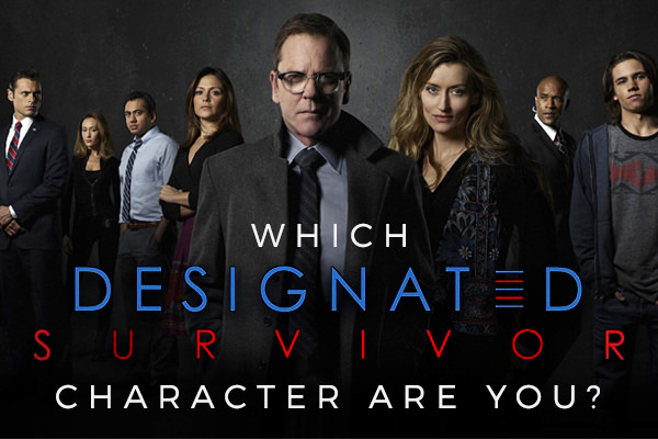 Designated Survivor - Serie TV Design10