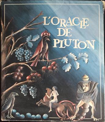 ORACLE DE PLUTON de Uma Mukanda, illustrations Marie-France Gary Oracle15