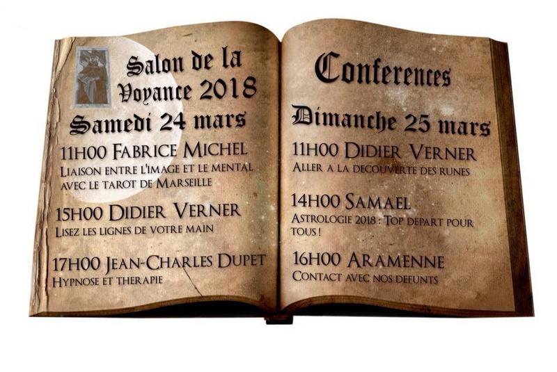 Salon de la Voyance a Athis - Mons 24 & 25 Mars 2018 Salon_14