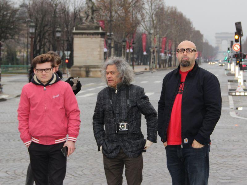 Traversée de Paris 07 janvier 2018 Img_8117
