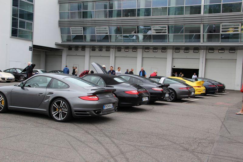 6ème Paris - Magny Cours Porsche Festival by Ferdinand  Img_9413