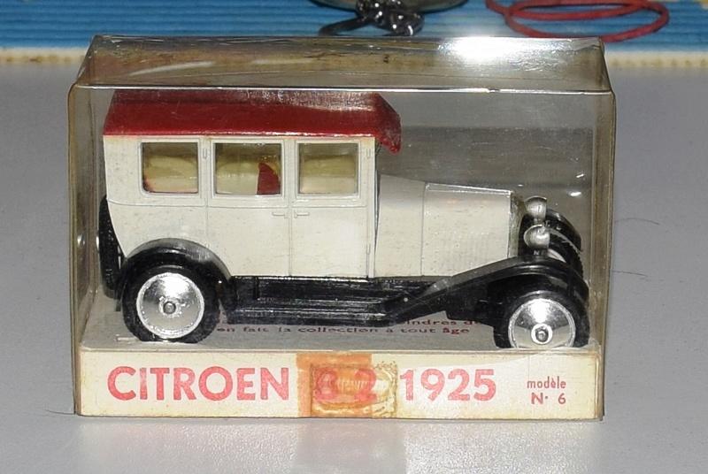 """Citroën : """"Et Dieu créa les MINIALUXE"""" 1910"""