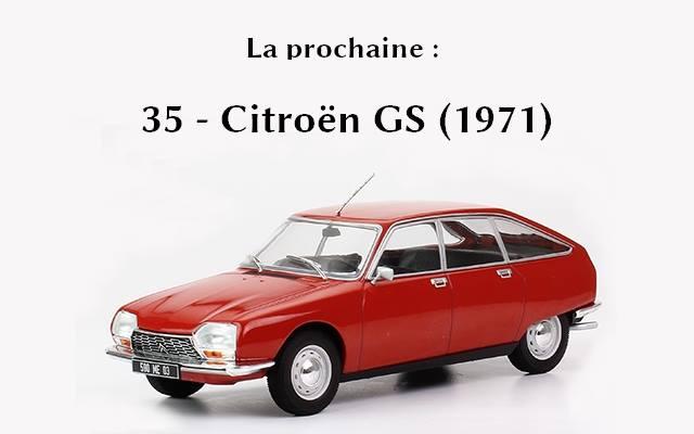 2018 - Hachette Collections > Test : Citroën au 1/24 24176610