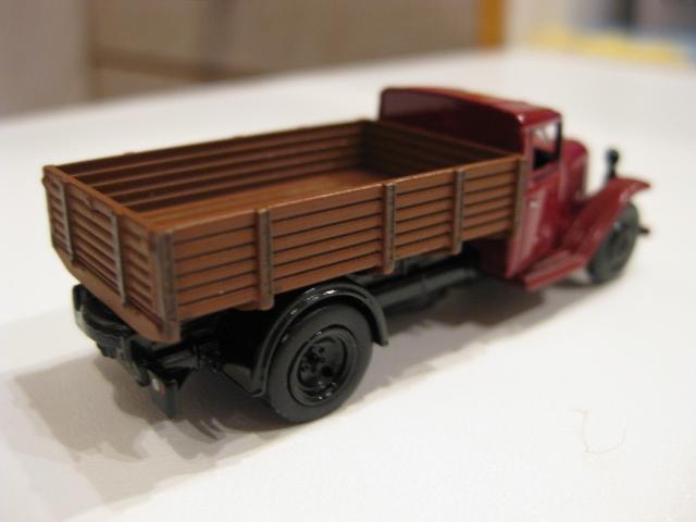 1/87 - Les camions et utilitaires  2a11