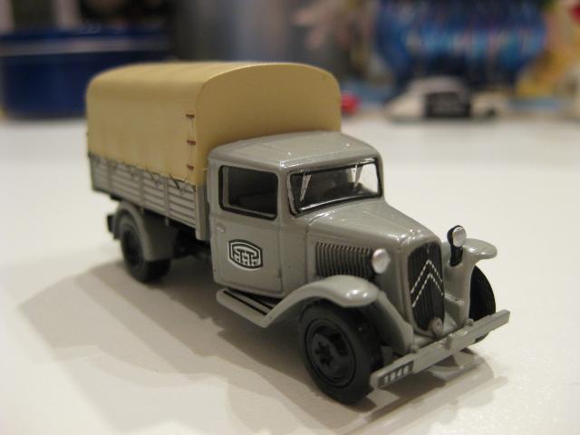 1/87 - Les camions et utilitaires  3a11