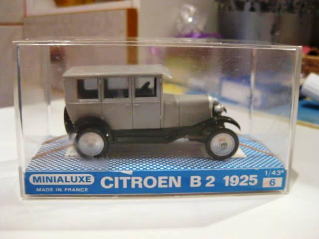 """Citroën : """"Et Dieu créa les MINIALUXE"""" 425"""
