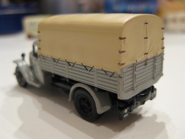 1/87 - Les camions et utilitaires  4a10