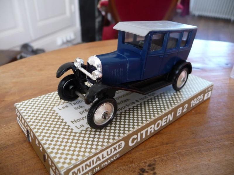 """Citroën : """"Et Dieu créa les MINIALUXE"""" 524"""