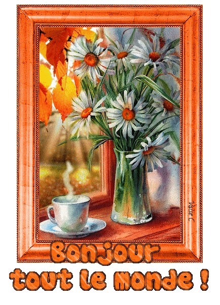 Bonjour, bonsoir..... - Page 2 Bonjou39