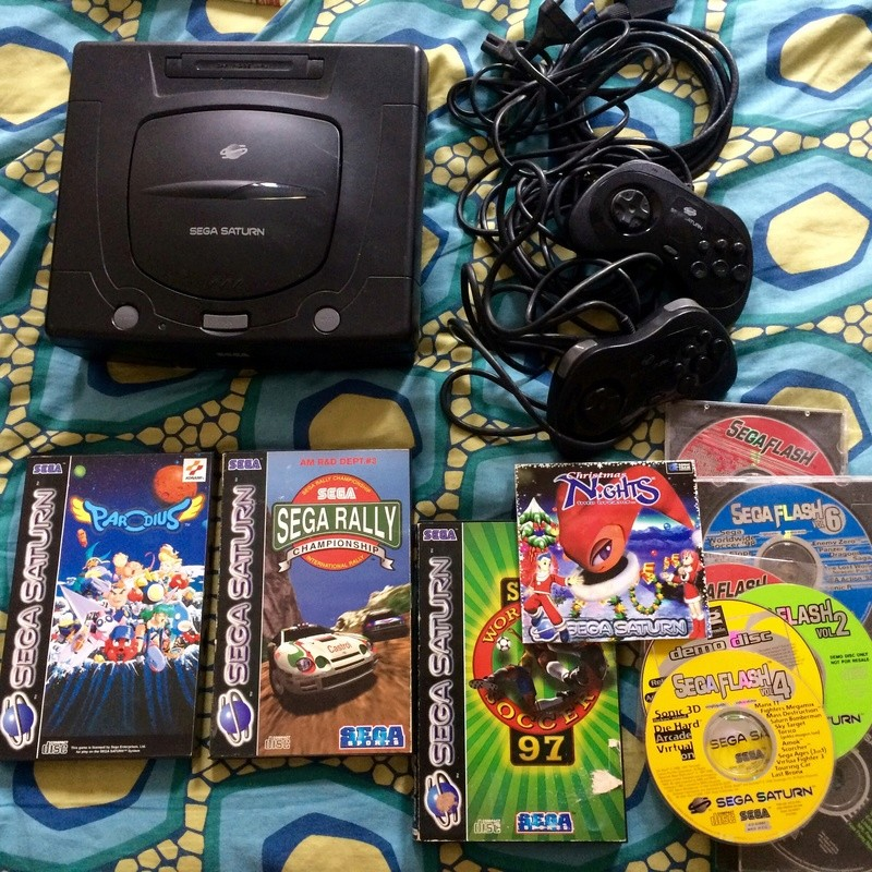 [VDS] Saturn pads et cables +jx: Parodius, Sega Rally, C. Nights... Fullsi23
