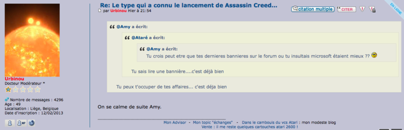 Le type qui a connu le lancement de Assassin Creed... - Page 4 Screen15