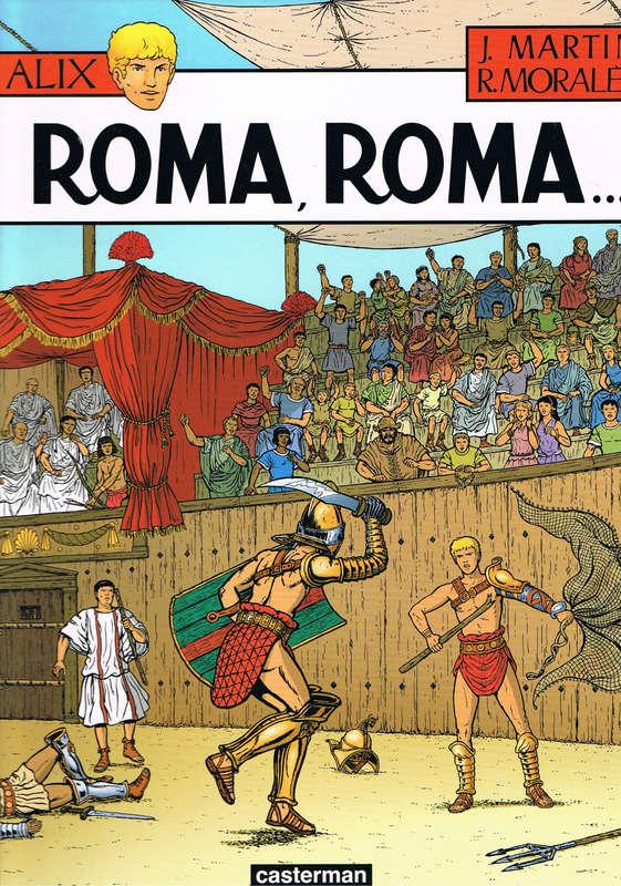 """Les nouvelles couleurs de """"Roma, Roma..."""" 11935710"""