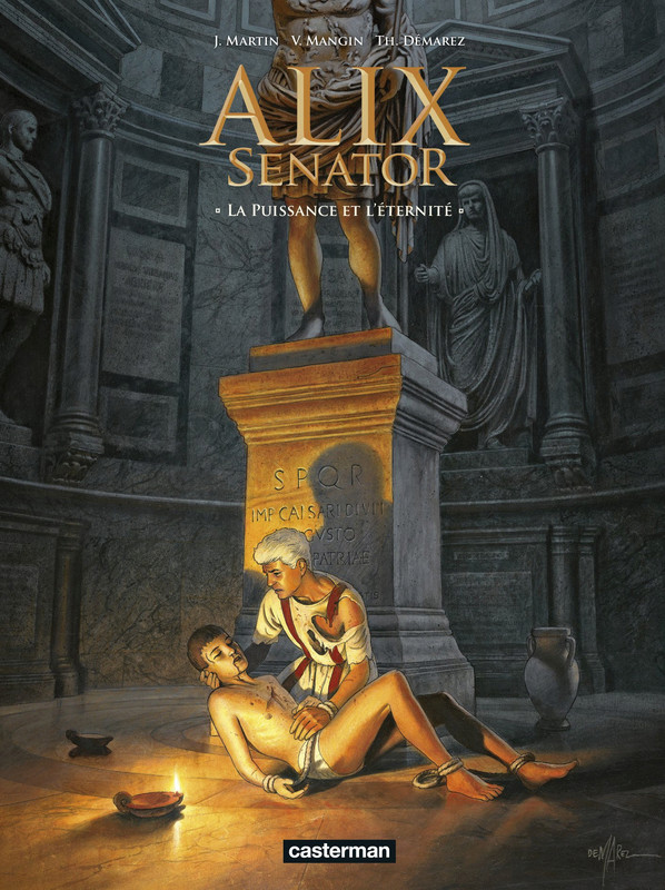 Alix Senator 7 La Puissance et l'Eternité 11942410