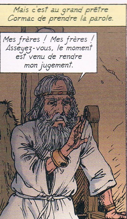 Alix et les Druides  Cormac10