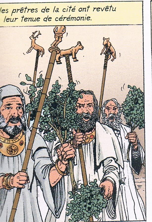 Alix et les Druides  D110