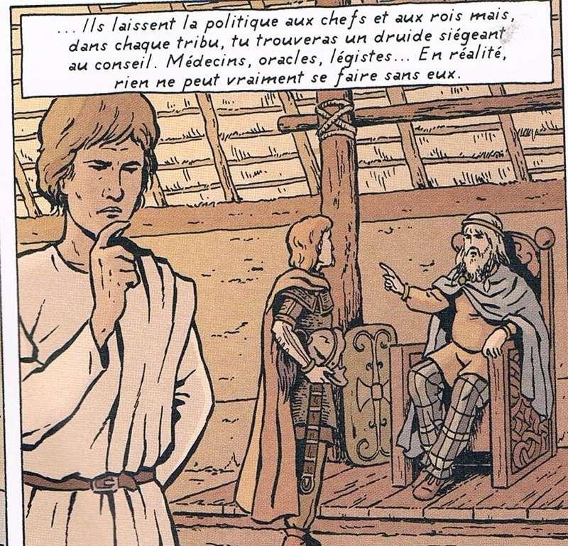 Alix et les Druides  D310