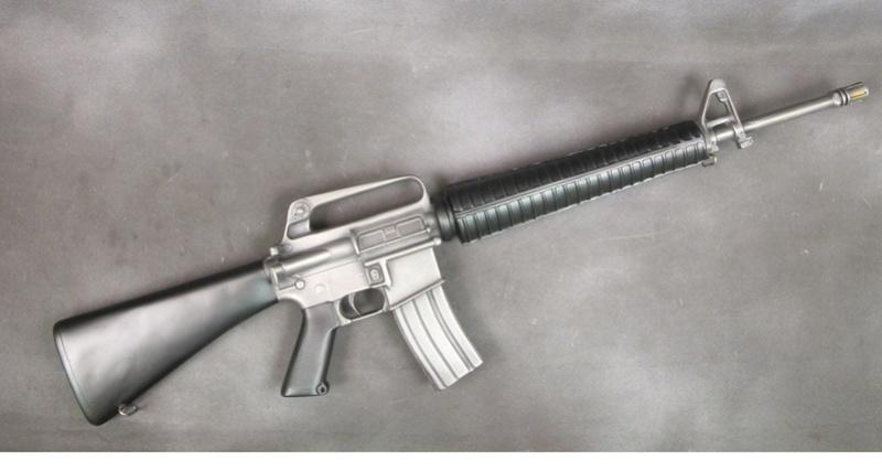 Armes d'Infanterie chez les FAR / Moroccan Small Arms Inventory - Page 7 Arr01710