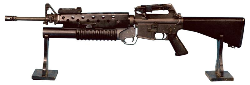 Armes d'Infanterie chez les FAR / Moroccan Small Arms Inventory - Page 7 M16a1_10