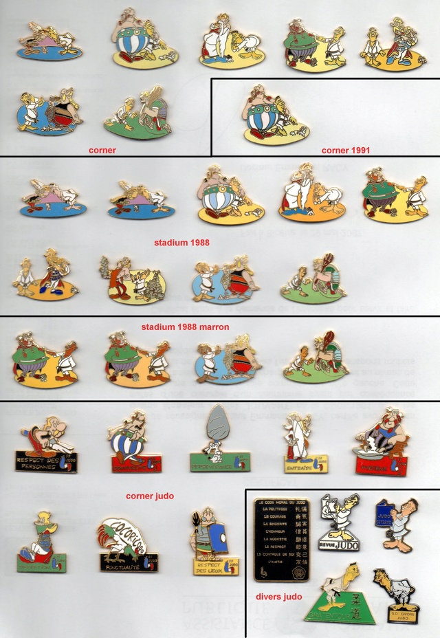 ma collection astérix  - Page 4 Collec10