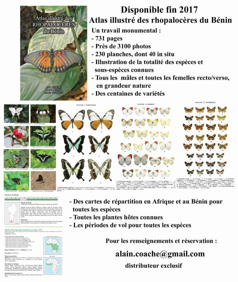 Atlas illustré des Rhopalocères du Bénin - NOUVEAU Fb_img10