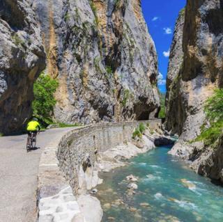 """Sortie """"les Alpes de Haute Provence à Castellane"""" weekend 1er Mai 2018 Verdon10"""