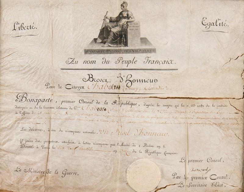 Sabre Grenadier a Cheval Garde Imperiale  - Page 2 89_210