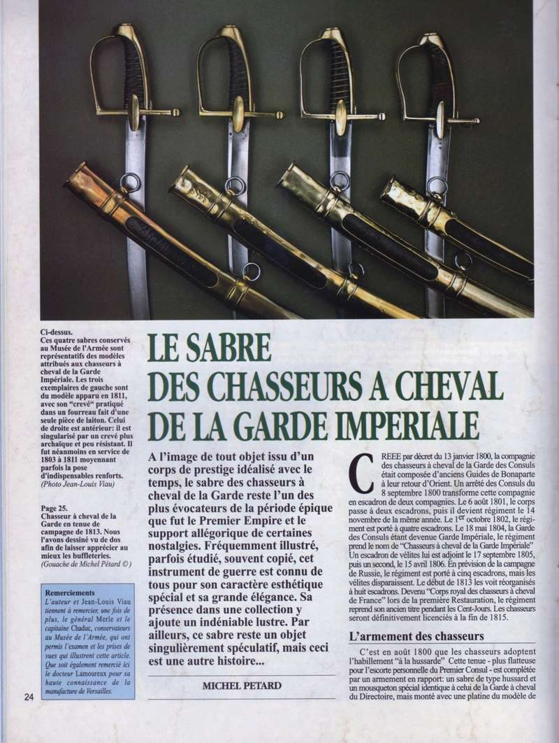 Sabre de Chasseur-à-Cheval de La Garde... authentification - Page 2 Ccg_010