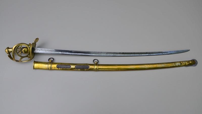 Sabre Grenadier a Cheval Garde Imperiale  Dsc_6916