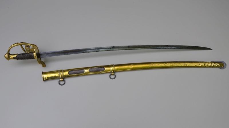 Sabre Grenadier a Cheval Garde Imperiale  Dsc_6923