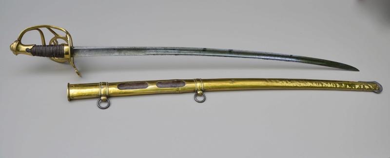 Sabre Grenadier a Cheval Garde Imperiale  Dsc_6924