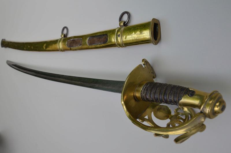 Sabre Grenadier a Cheval Garde Imperiale  Dsc_6925