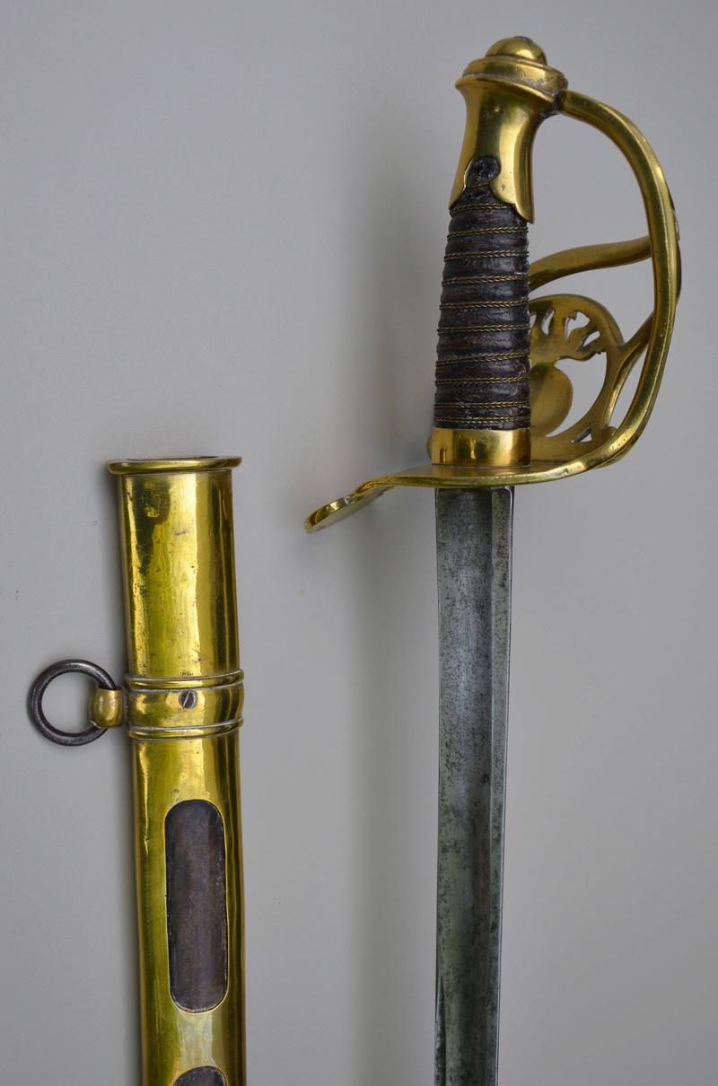 Sabre Grenadier a Cheval Garde Imperiale  Dsc_6927