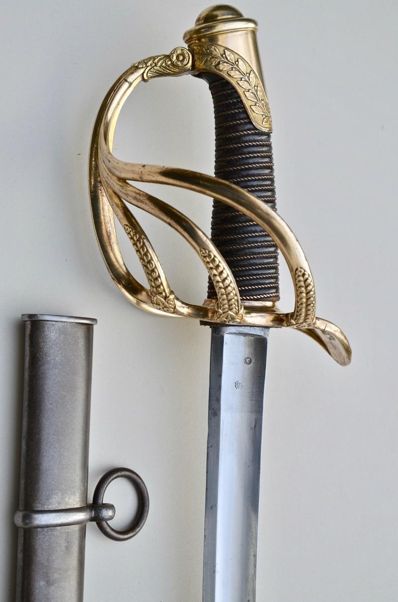 Un sabre d'officier de cavalerie de ligne modèle 1822 Dsc_7615