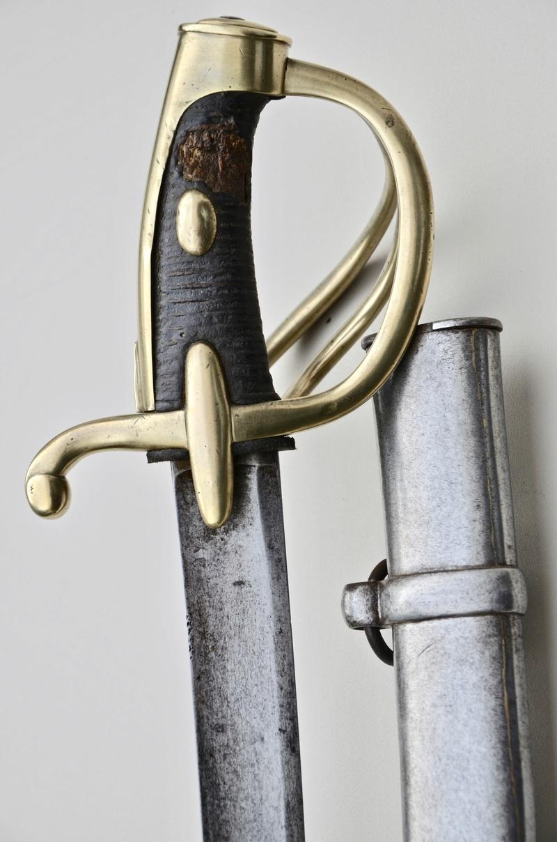 Un sabre de cavalerie légère an 11 d'avant la campagne de Russie - Page 2 Fulls102