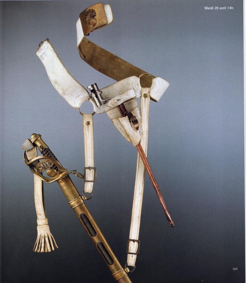 Sabre Grenadier a Cheval Garde Imperiale  Numeir12