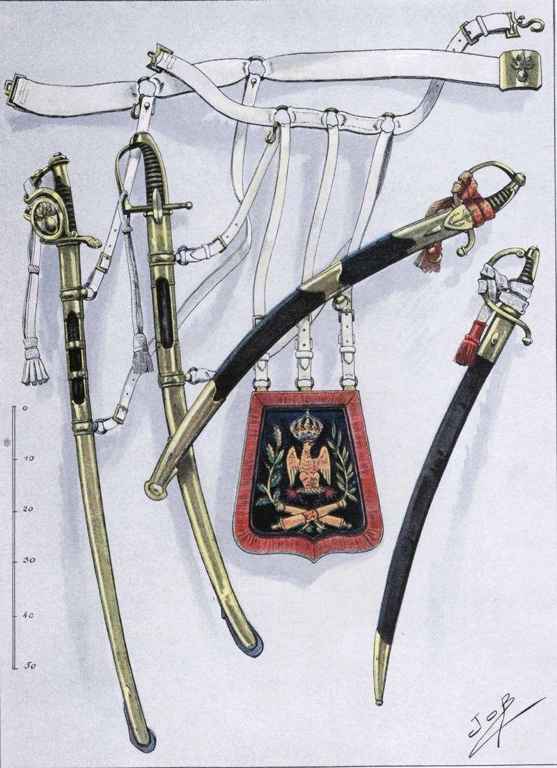 Sabre Grenadier a Cheval Garde Imperiale  - Page 2 Numeir17
