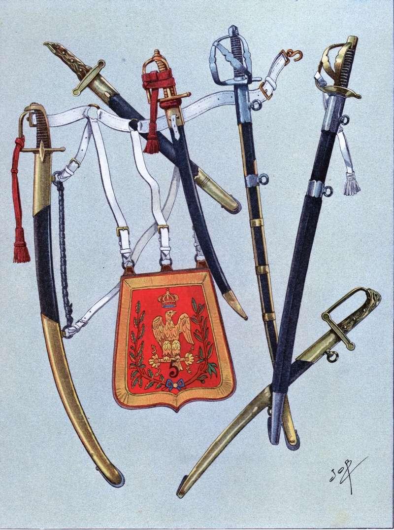 Sabre de Hussard An IV - Page 7 Numeir18