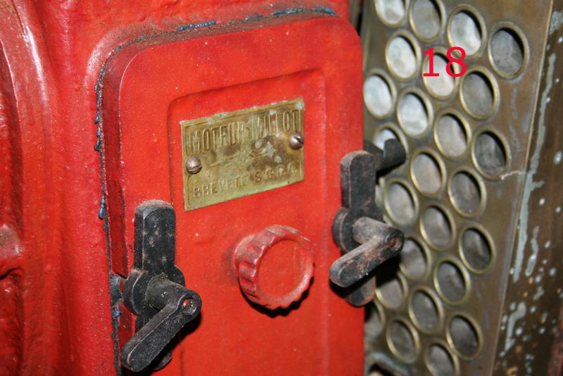 (Vendus) Les moteurs de Piaf85 1810