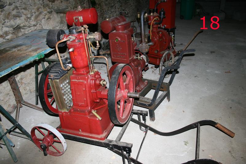 (Vendus) Les moteurs de Piaf85 18c10