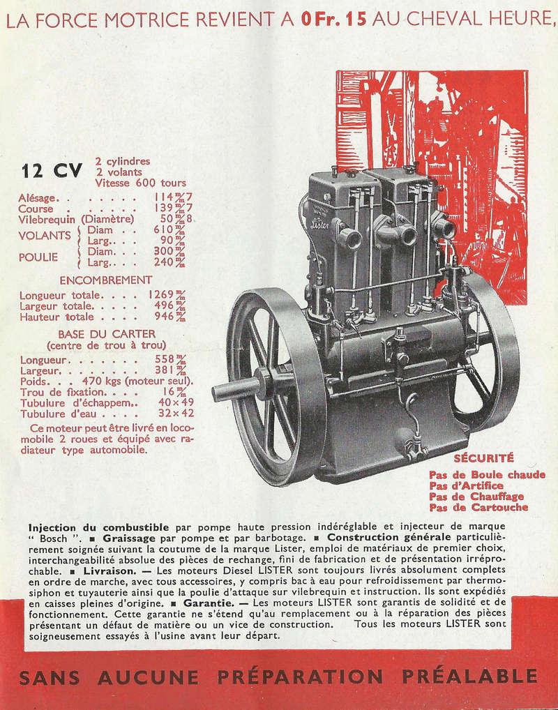 Moteur lister CS 10-2 1930_210