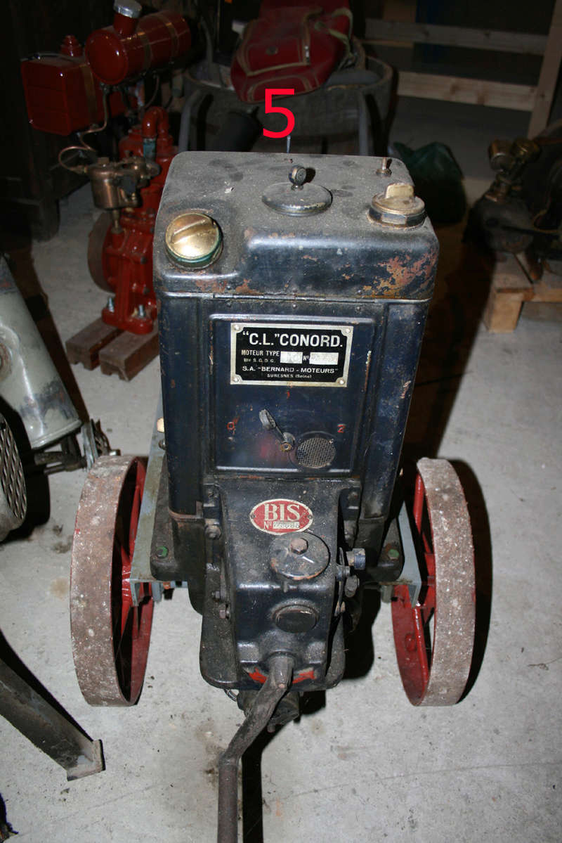 (Vendus) Les moteurs de Piaf85 512