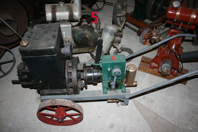 (Vendus) Les moteurs de Piaf85 5b10