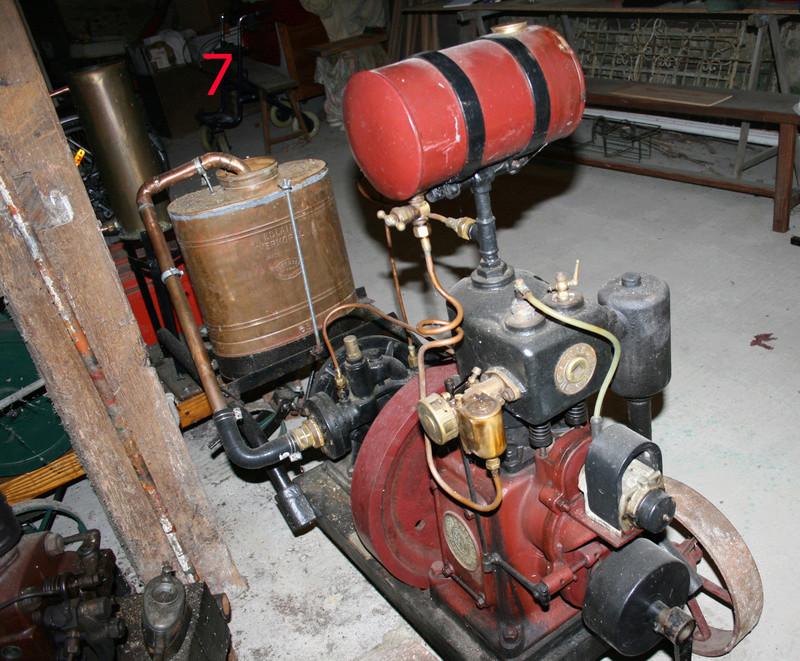 (Vendus) Les moteurs de Piaf85 7b10