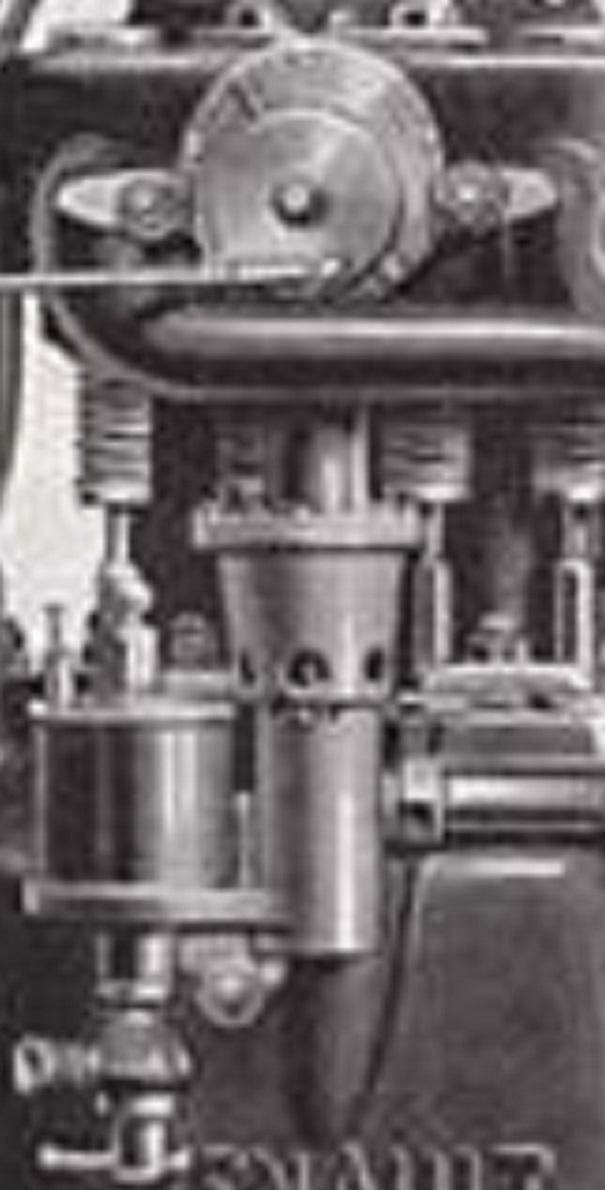 RENAULT - Moteur Renault 2 cylindre Type 93 Rena4110