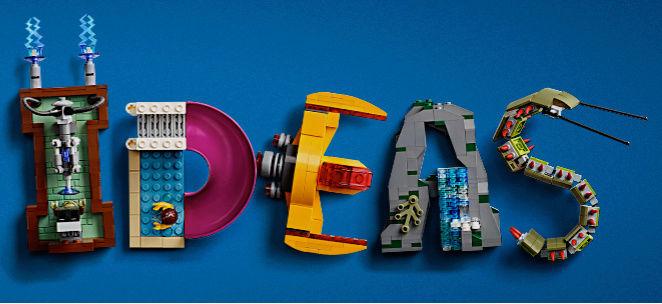 Διαγωνισμός ανάδειξης νέου λογοτύπου για τα LEGO Ideas Ideas10