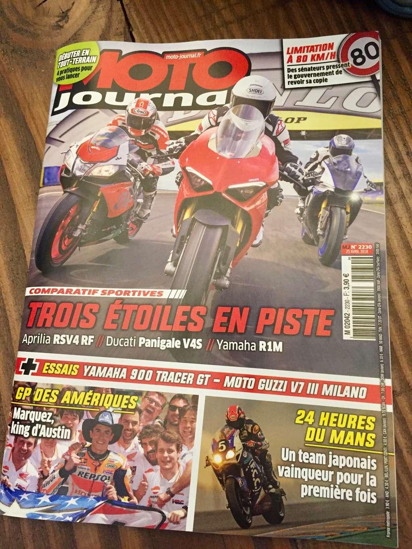 Livre, Magazine, En kiosque, Presse Spécialisée, Canard Moto, Bouquin  - Page 25 B25bbd10