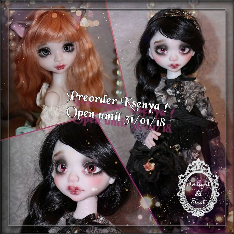 Twilight Soul : PREORDER Abigail - Jusqu'au 15 juin 26167210