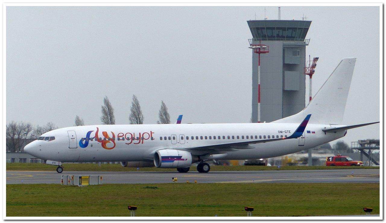 [22/05/2016] Boeing 737-800 (OM-GTE) Go2Sky B737-810