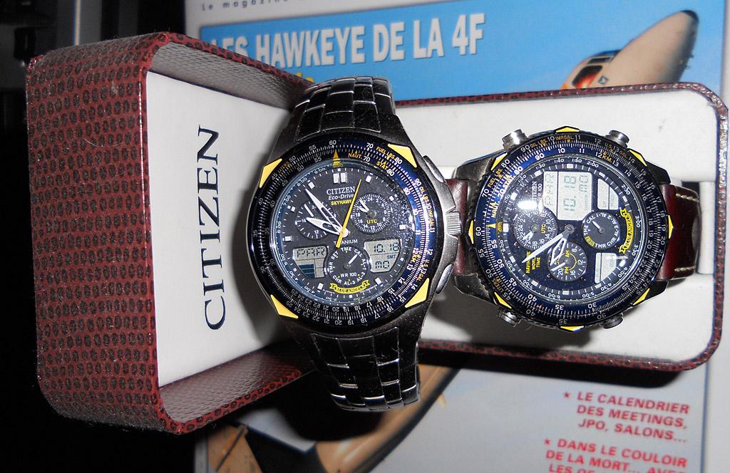 citizen - réglage montre citizen Quwart10