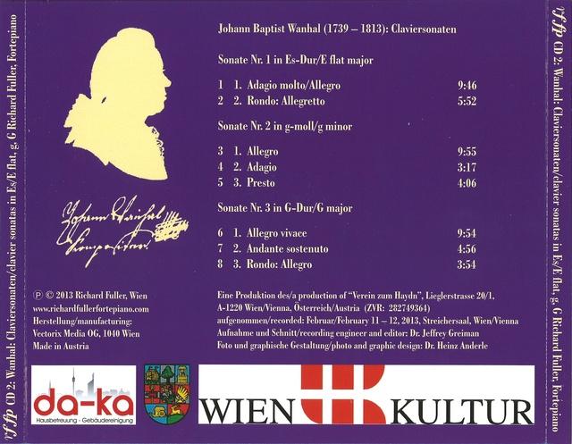 Johann Baptist VANHAL (1739-1813) 20140311